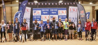 UKI USA Open podiums sheyla and shiny